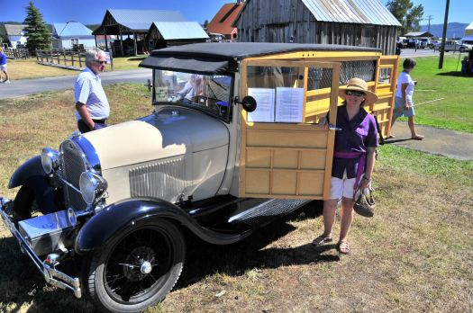 1929 Ford Model A Travelers