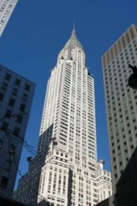 Chrysler Building New York Nov 2014