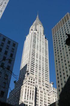 Chrysler Building New York Nov 2014