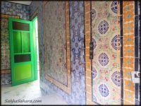Traditional room, Tunisia