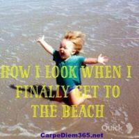 A Beach Lover...