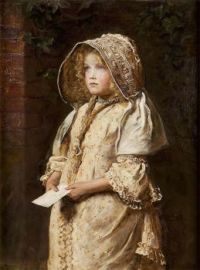 John Everett Millais - For the Squire