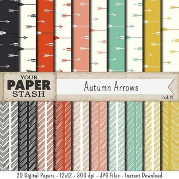 Autumn Arrows