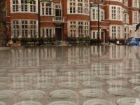 Mayfair mirrored