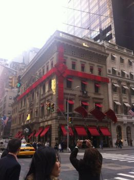 Cartier in New York City