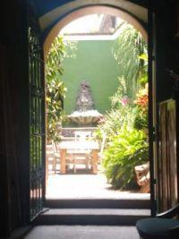 Doorway in Queretaro (Mexico)