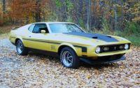 4 Mustang
