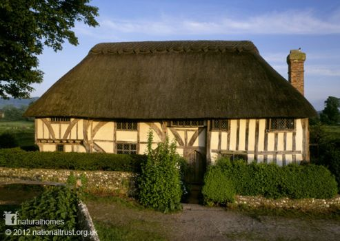 Alfriston Clergy House, built in 1350