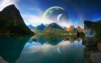 Sci-Fi Landscape 2