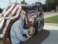 Served our Country - Iowa Freedom Rock