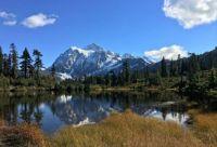 USA Mt Baker