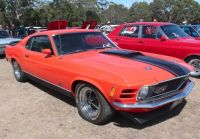 """Ford """"Mustang"""" Mach 1 - 1970"""