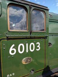Flying Scotsman number