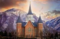 From the Ashes of the Provo City Tabernacle in Utah