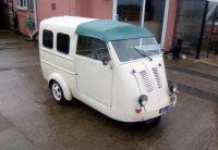 3 Wheel van