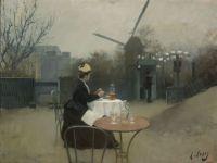"Ramon Casas i Carbó - ""Plein air"" 1890-1891"