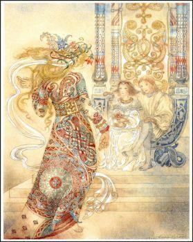 Sulamith Wulfing - The Dance