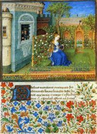 Boccaccio -  Il Teseida manuscript ( small )