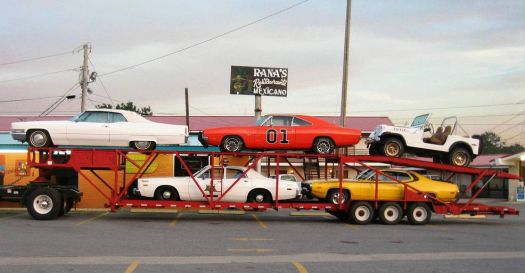 Dukes Of Hazard Cars