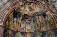 Greece - Island of Rhodes, Churches-Frescoes