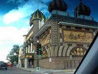 Corn Palace in Wall SD