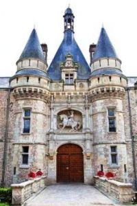 Chateau de Esclimont