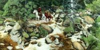 Who Do You See? by Bev Doolittle