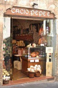Cacio Pepee in Assisi