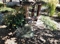 Garden entrance Gong