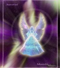 Angel Auroriel (Small)