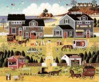 Charles Wysocki-Westcott's Black Cherry Harbor