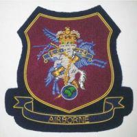 REME Airborne Blazer Badge