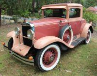 """Chevrolet """"International AC Coupé"""" - 1929"""