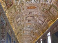 Vatican Museum map room