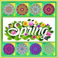 Kaleidos in Spring