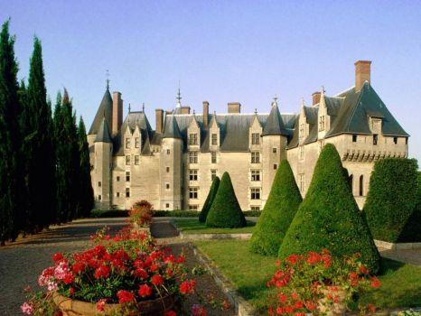 castel in Franta