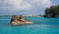 Bermuda Shipwreck - By doctorjools