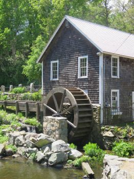 Brewster Grist Mill