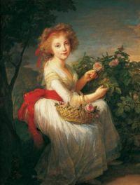 Maria Christina of Bourbon-Naples 1780