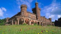 Kinloch Castle, Island of Rum, Scotland