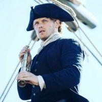 Jamie Fraser on Board