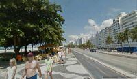 On the Blobwalk / Copacabana Beach