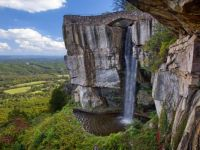 Lovers Leap, Rock City, Chattanooga, Tennessee USA