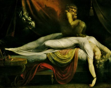 Johann Heinrich Füssli - The Nightmare