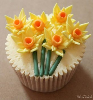 Daffodils ~ good enough to eat