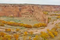 Canyon De Chelly--The Lower Canyon