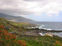 Holiday photo of the Canary Island la Palma(2005)