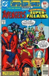 Avengers vs Super Villians