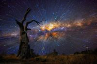 Star Trails 48