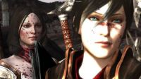 Bethany and Hawke - Dragon age 2